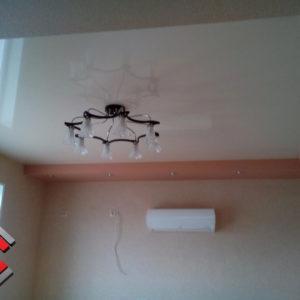 Глянцевые натяжные потолки | Арсеньев | Стандарт
