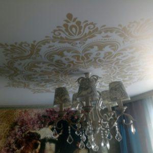 Натяжные потолки с фотопечатью, город Арсеньев